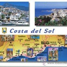 Postales: COSTA DEL SOL. Lote 47489679