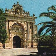 Postales: Nº 23856 POSTAL JEREZ DE LA FRONTERA CADIZ. LA CARTUJA. ENTRADA PRINCIPAL. Lote 47588490