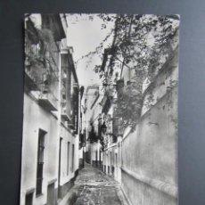 Postales: POSTAL SEVILLA. CALLE DE LA PIMIENTA. CIRCULADA. Lote 47611141