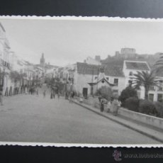 Postales: FOTO POSTAL SEVILLA. AÑO 1953. FOTOGRAFO GOMEZ TERUEL. Lote 47611371