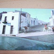 Postales: VERA ( ALMERIA ) CALLE ALMERIA. Lote 47636713