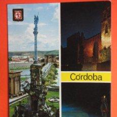 Postales: POSTAL - CORDOBA - TRIUNFO Y PUENTE ROMANO - SUBIRATS CASANOVAS - NO CIRCULADA. Lote 47648250
