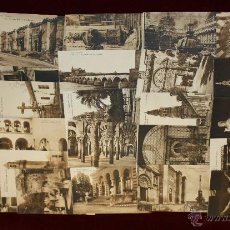 Cartes Postales: LOTE DE 27 POSTALES DE CÓRDOBA. DIFERENTES VISTAS. SEÑÁN FOT. FOTPIA. HAUSER Y MENET. Lote 47688183