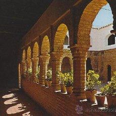 Postales: LA RABIDA (HUELVA), MONASTERIO, PATIO MUDEJAR, EDITOR: SUBIRATS CASANOVA Nº 1418. Lote 47739416