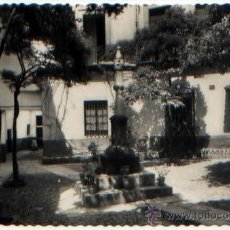 Postales: POSTAL SEVILLA PLAZA DE SANTA MARTA ED. GARRABELLA N0 29 . Lote 47780378
