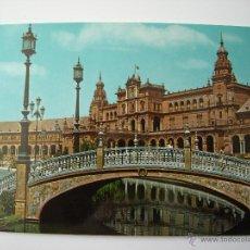 Postales: 3 POSTALES DE SEVILLA, ELCHE Y GUARDAMAR (LAS OTRAS 2 EN FOTOS ADJUNTAS). Lote 47836632
