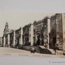 Postales - Córdoba: Mezquita exterior - 47855892