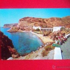 Postales: CAMPING LA GARROFA - ALMERÍA. Lote 48187241