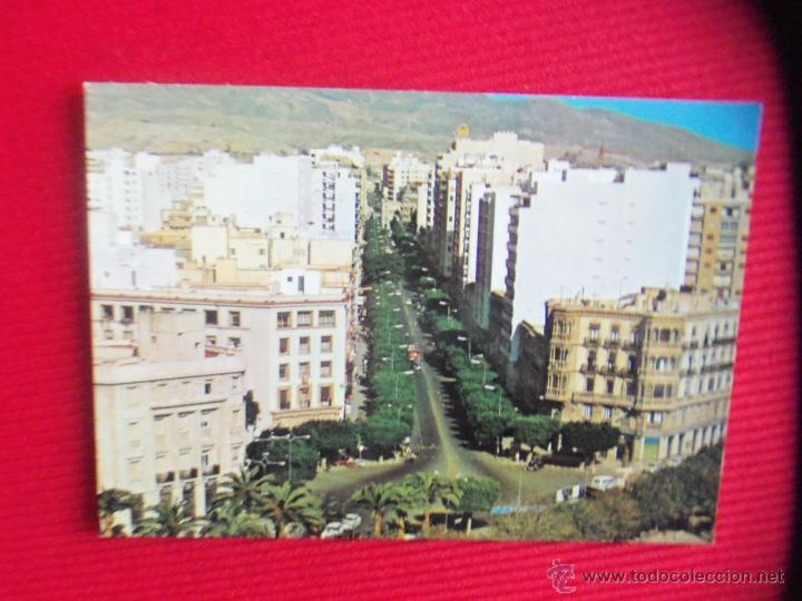 PASEO DEL GENERALÍSIMO - ALMERÍA (Postales - España - Andalucia Moderna (desde 1.940))