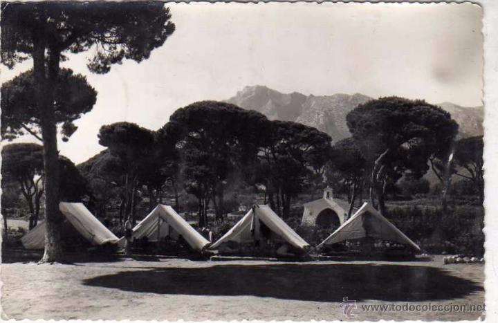 Nº 13 Campamento Provincial Vigil De Quiñones Comprar Postales Antiguas De Andalucía En Todocoleccion 48335105
