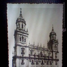 Postales: FACHADA CATEDRAL JAEN ESCRITA Nº 47 *B33 ED ARRIBAS . Lote 48344839