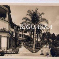 Postales: ALGECIRAS (CÁDIZ).- HOTEL CRISTINA. Lote 48412498