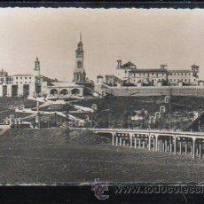 Postales: TARJETA POSTAL DE SAN JUAN DE AZNALFARACHE, SEVILLA - MONUMENTO CERRO DE LOS SAGRADOS CORAZONES. Lote 48427508
