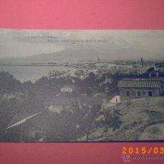 Postales: MÁLAGA - VISTA DESDE EL MONTE SANCHA - RAFAEL TOVAL - FOTOTIPIA DE HAUSER Y MENET -. Lote 48430775