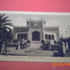 Postales: SEVILLA - EXPOSICIÓN IBERO.AMERICANA - PABELLÓN REAL -LUJO - GRABADO Nº 63 - R.Y.R. -. Lote 48430989