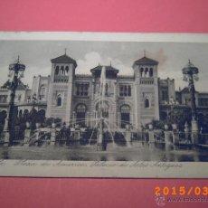 Postales: SEVILLA-EXPOSICIÓN IBERO.AMERICANA-PALACIO DE ARTES ANTIGUOS -GRABADO Nº 55 - R.Y.R. -. Lote 48431210