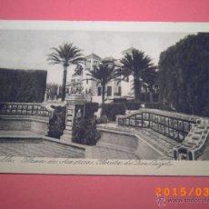 Postales: SEVILLA-EXPOSICIÓN IBERO.AMERICANA- GLORIETA DE DON QUIJOTE -GRABADO Nº 34 - R.Y.R. -. Lote 48431483