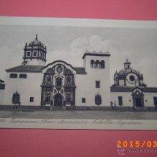 Postales: SEVILLA-EXPOSICIÓN IBERO.AMERICANA- PABELLÓN ARGENTINO -GRABADO Nº 63 - R.Y.R. -. Lote 48431712
