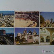 Postales: LOTE 6 POSTALES DE CADIZ DEL 94. Lote 48483344