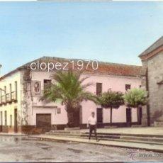 Postales: VILLA DEL RIO, CORDOBA, CALLE GENERAL FRANCO. Lote 48605555