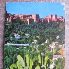 Postales: POSTAL CIRCULADA GRANADA Nº 1283 BEASCOA BV. Lote 48672939