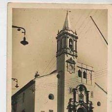 Postales: HUELVA PARROQUIA DE LA CONCEPCION. POSTAL FOTOGRÁFICA. SIN CIRCULAR. Lote 48677517