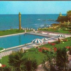 Postales: TORREMOLINOS (MALAGA), PISCINA JUNTO AL MAR - POSTALES COSTA DEL SOL Nº 321 - SIN CIRCULAR. Lote 48840051