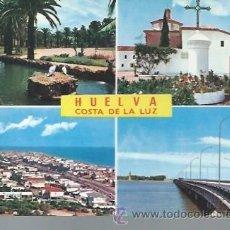 Postales: 8618 HUELVA, ED. BEASCOA BV. Lote 48851309