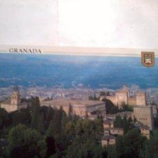 Postales: POSTAL LA ALHAMBRA. GRANADA.. Lote 48878170