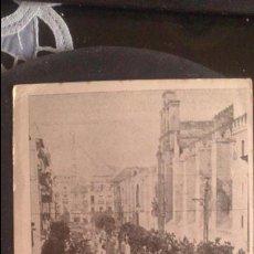Postales: COLECCION ARRIBA ESPAÑA, GUERRA CIVIL SEVILLA, AÑO 1937 Nª 14, PROCESIÓN NUESTRA SEÑORA DE LOS REYES. Lote 49274115