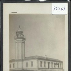 Postales: BARRA DE HUELVA - FARO - FOTOGRAFICA - (32263). Lote 49308187