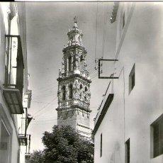 Postales: ECIJA - 14 TORRE DE SAN JUAN Y CALLE PACHECO. Lote 49512472