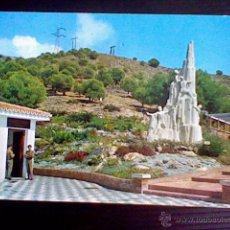 Postales: MONUMENTO DESCUBRIDORES NERJA Nº8 ED PADIAL CIRCULADA *B45. Lote 49740260
