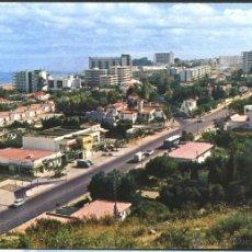 Postales: TORREMOLINOS - AVENIDA DE MONTEMAR. Lote 49782040