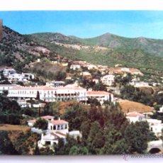 Postales: POSTAL MIJAS - HOTEL EL ESCUDO - CIRCA 1970. SIN CIRCULAR. DOMINGUEZ -ESCUDO DE ORO. Lote 49862143