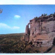 Postales: POSTAL RONDA- TERRERA - CIRCA 1970. SIN CIRCULAR.. Lote 49862304
