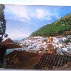 Postales: POSTAL MIJAS - VISTA PARCIAL - CIRCA 1970. SIN CIRCULAR. Lote 49862522