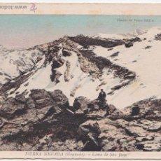 Postales: P- 1422. POSTAL FOTOGRFICA COLOREADA DE SIERRA NEVADA. LOMA DE SAN JUAN.. Lote 49934368