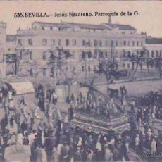 Postales: SEVILLA, M. BARREIRO, Nº 535 JESUS NAZARENO. Lote 49951513