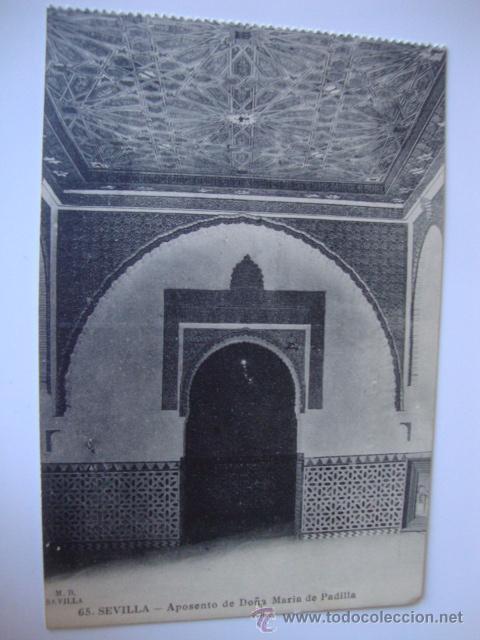ANTIGUA POSTAL ORIGINAL SEVILLA, MANUEL BARREIRO EDITOR (Postales - España - Andalucía Antigua (hasta 1939))