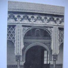 Postales: ANTIGUA POSTAL ORIGINAL SEVILLA, MANUEL BARREIRO EDITOR. Lote 49965642