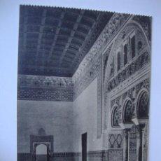 Postales: ANTIGUA POSTAL ORIGINAL SEVILLA, MANUEL BARREIRO EDITOR. Lote 49965651
