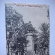 Postales: ANTIGUA POSTAL ORIGINAL SEVILLA, MANUEL BARREIRO EDITOR, AÑOS 20. Lote 49965951