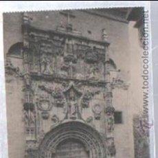 Cartes Postales: TARJETA POSTAL DE MALAGA - CATEDRAL. PUERTA DEL SAGRARIO. 2164. THOMAS. Lote 49972217