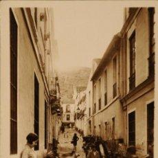 Postales: MALAGA - LECHERO - FOTOGRAFICA SIN CIRCULAR Y DORSO DIVIDIDO. Lote 50191256