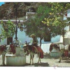 Postales: MIJAS - COSTA DEL SOL - TIPICA PLAZA DE ALARCON. Lote 50199067