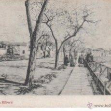 Postales: ANTIGUA POSTAL DE CÓRDOBA : PASEO DE LA RIBERA. VER FOTOS. Lote 50228833