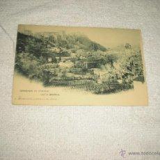Postales: GRANADA ( ALHAMBRA ) VISTA GENERAL . 62 ABELARDO LINARES, ALHAMBRA 66 Y 68 GRANADA, SIN DIVIDIR. Lote 50401163