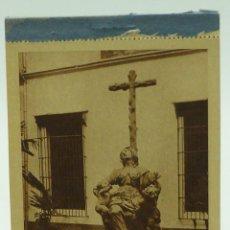 Postales: 6 POSTALES SANTA CARIDAD SEVILLA HUECOGRABADO MUMBRU SIN CIRCULAR. Lote 50424918