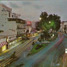 Postales: TORREMOLINOS (MÁLAGA), PLAZA COSTA DEL SOL - BEASCOA Nº 1542 - SIN CIRCULAR. Lote 50438382
